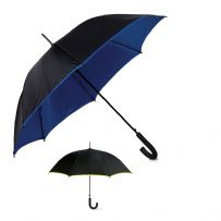 "37"" Double Canopy Golf Umbrella"